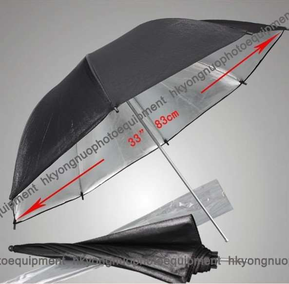 תמונה 2 ,מטריה צילום לבנה/כסף/זהב חדשה  למכירה בראשון לציון צילום  פלאש