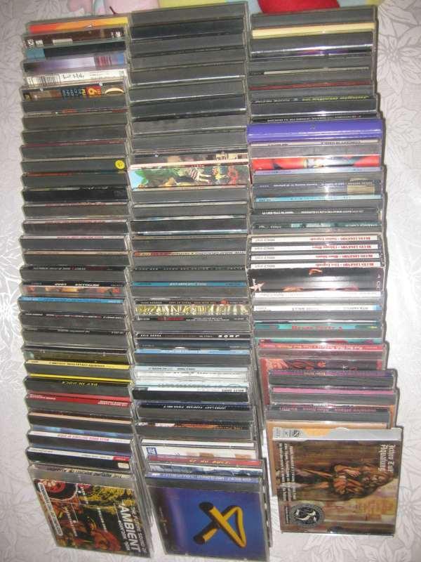 מוסיקה וסרטים - תקליטים