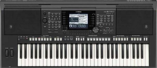 מקלדת Yamaha PSR-S750 Arranger