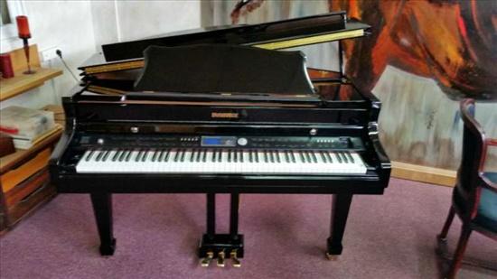 פסנתר חשמלי DYNATONE VGP3000