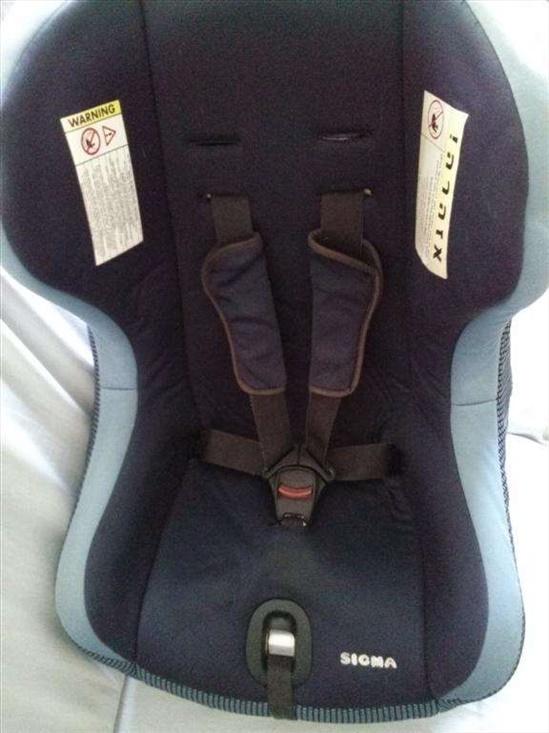 כיסא 0-18 קג משילב