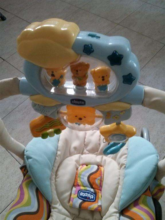 לתינוק ולילד - טרמפולינה