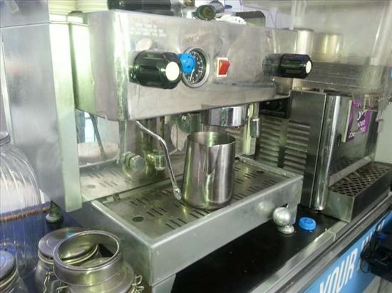 מכונת קפה ראש 1 מקצועית