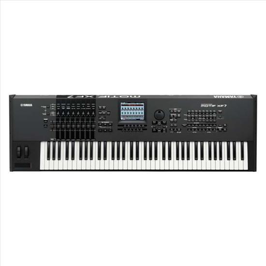 Yamaha 76-Key Synthesizer Work
