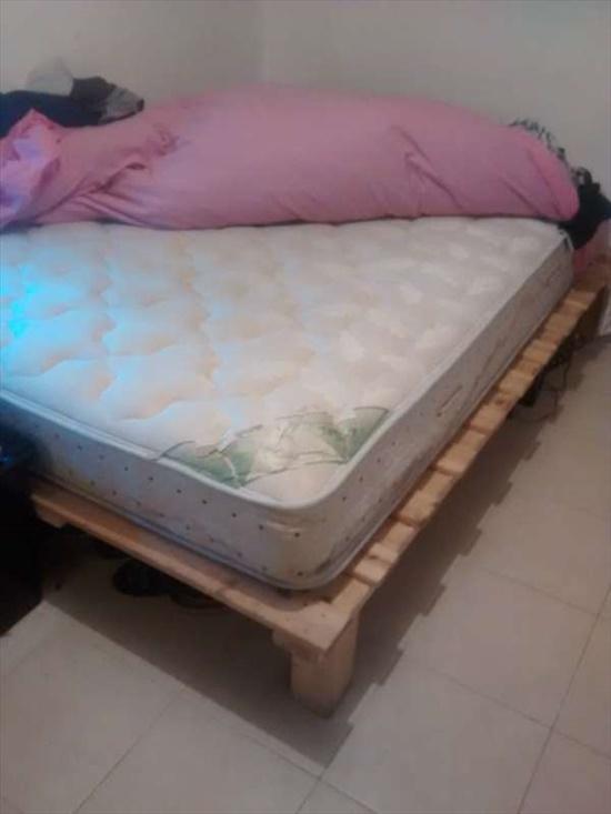 מיטה זוגית + בסיס