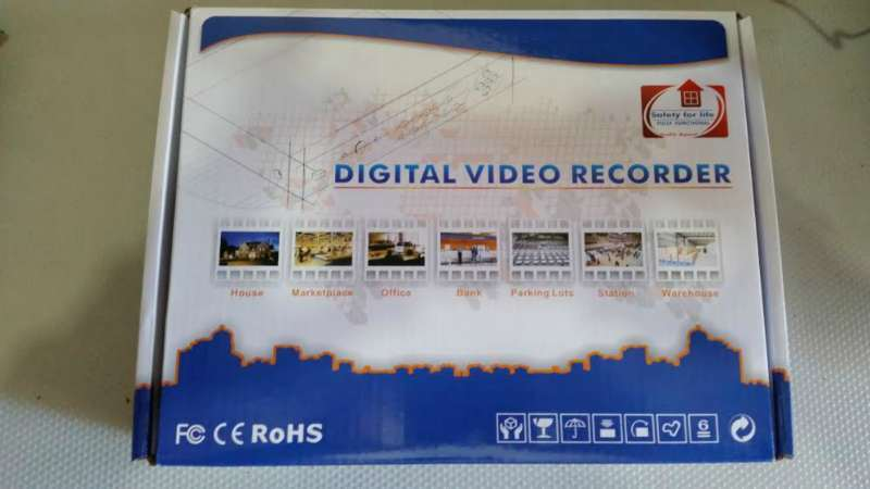 DVR 8 HD