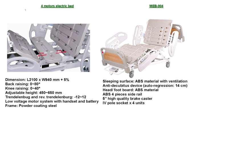 ציוד סיעודי/רפואי - מכשור רפואי