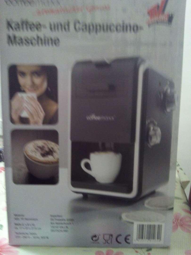 מוצרי חשמל - מכונת קפה