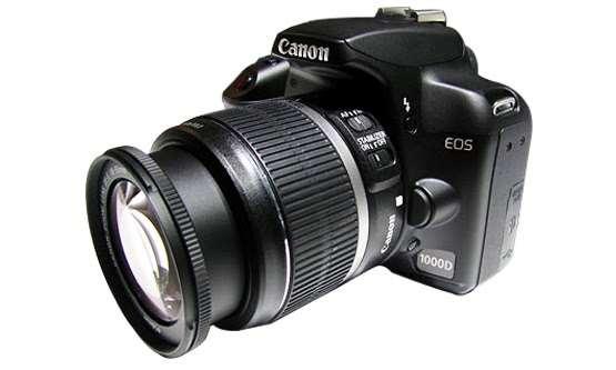 צילום - מצלמה רפלקס דיגיטלית