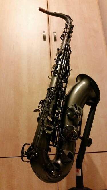 כלי נגינה - סקסופון