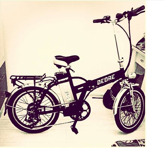 אופניים חשמליים DEORE