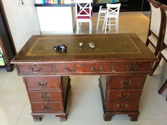 שולחן כתיבה אנגלי עתיק