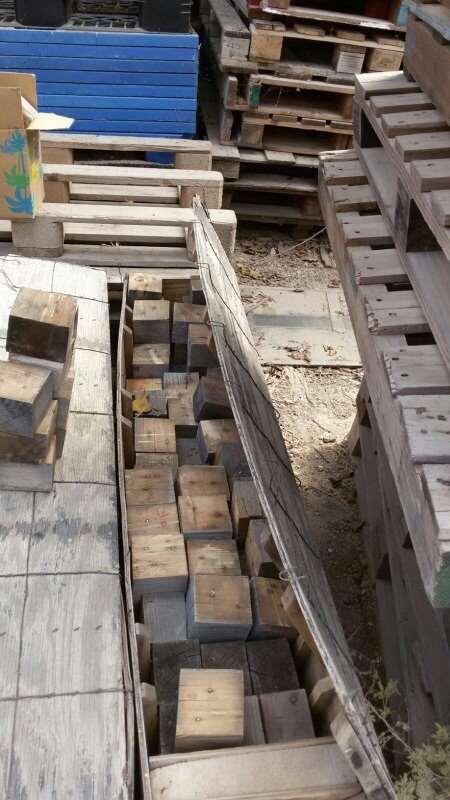 מפוארת משטחי עץ ,ארגזים ועץ למכירה בטירת יהודה 10 שח   ציוד לתעשייה - אחר QC-59
