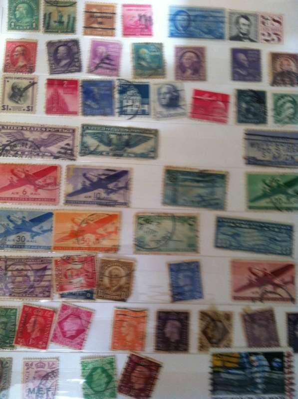אספנות - בולים, מעטפות וגלויות