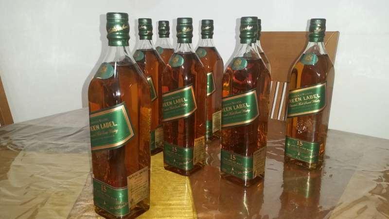 מוצרי טבק ואלכוהול - אלכוהול