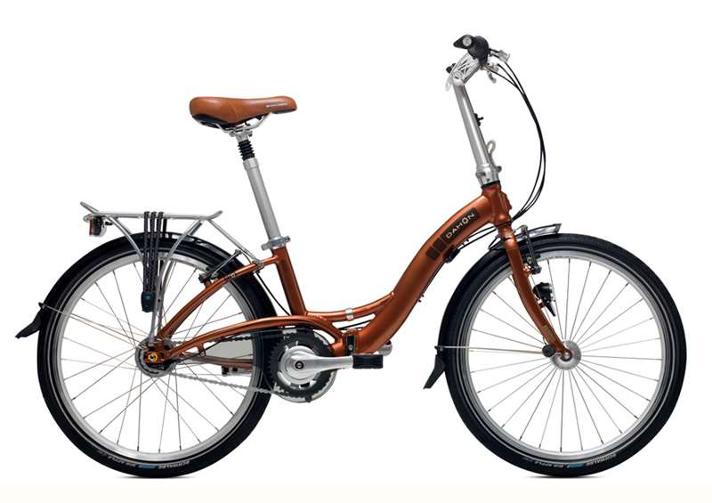 אופניים - אופניים מתקפלים