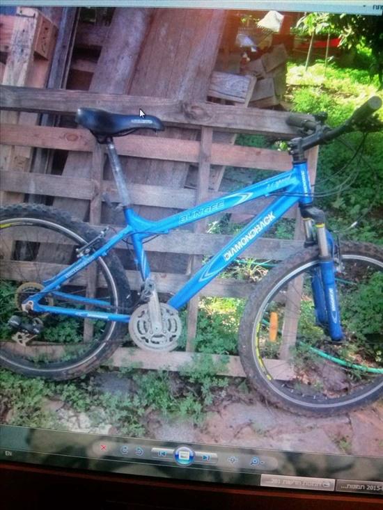 אופני דיימונדבק בנגי