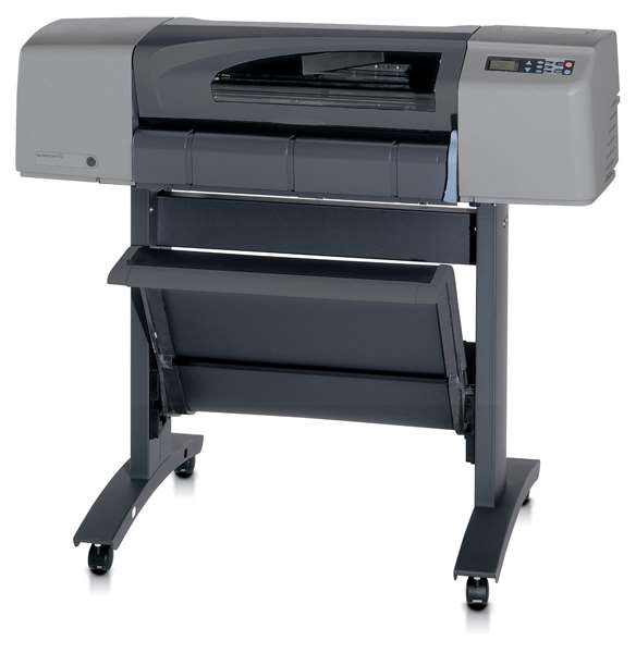 מפוארת פלוטר HP DESIGNJET 500 24 INCH למכירה בנצרת 4000 שח | ציוד משרדי RW-02