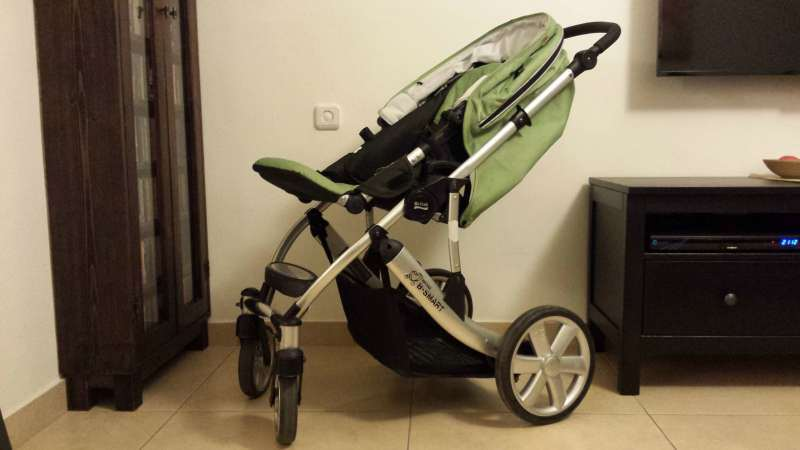 לתינוק ולילד עגלות ועגלות טיול 6