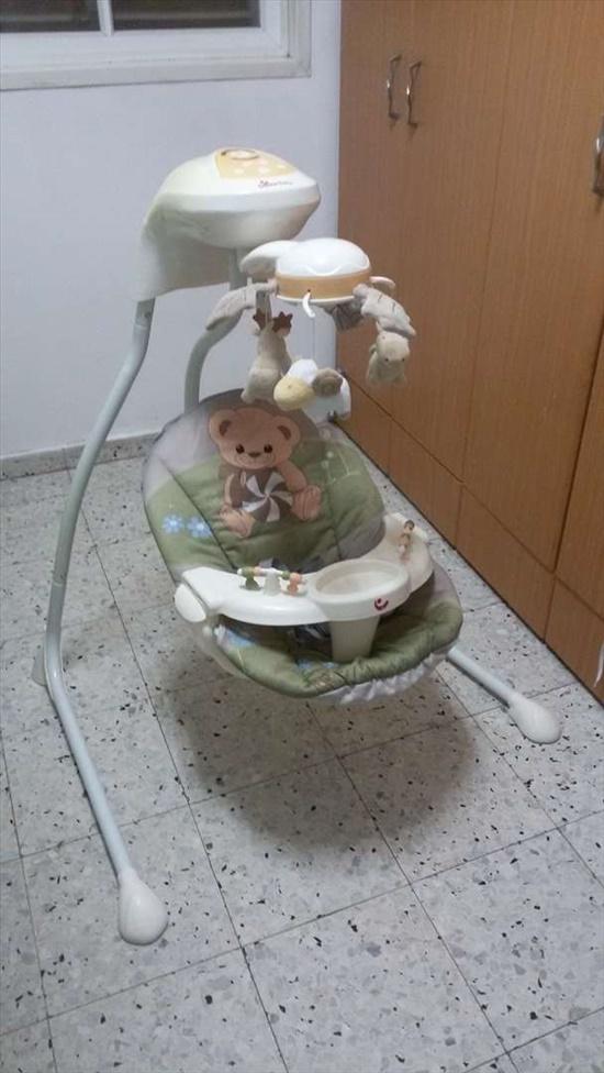 נדנדה חשמלית doctor baby