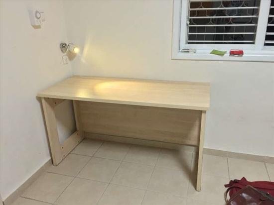 שולחן+כוננית+מגירות