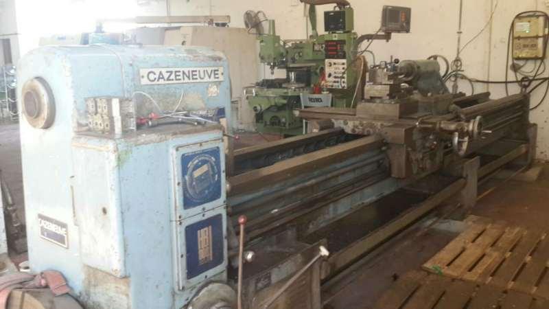 האחרון מחרטה קונבנציונלי CAZENVEVW למכירה בחיפה 1 שח | ציוד לתעשייה PB-25