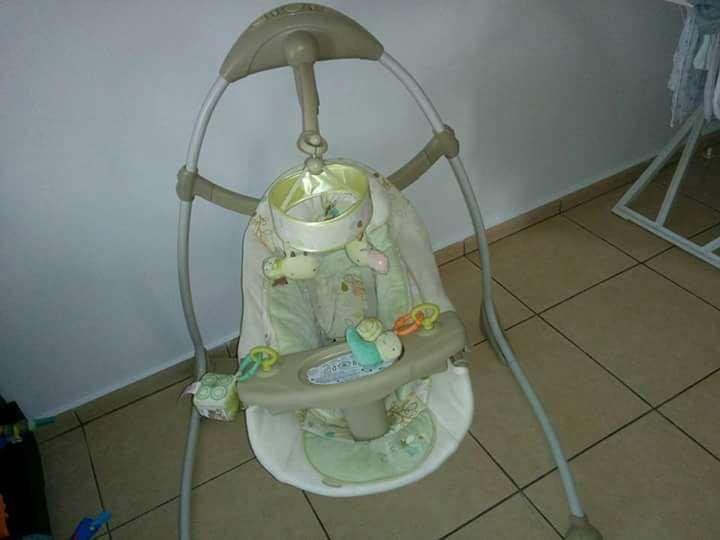לתינוק ולילד - נדנדה