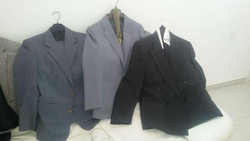 ביגוד ואביזרים - חליפות לגבר