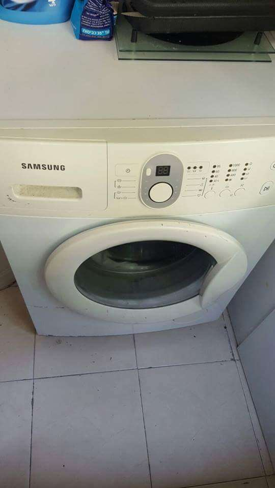 מכונת כביסה דיגיטלית samsung