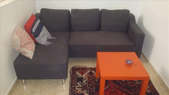 ספה + שזלוזג