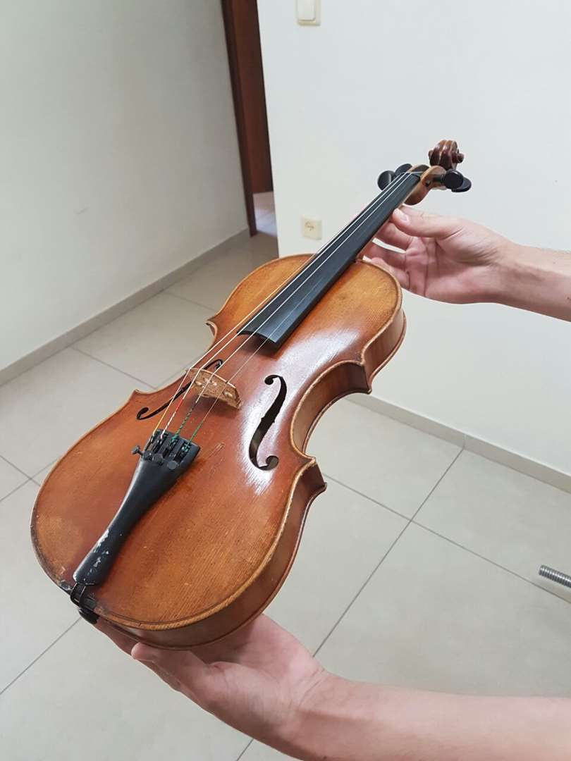 כלי נגינה - כינור