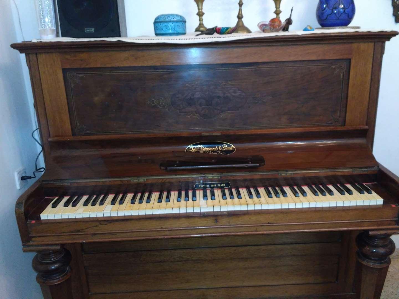 כלי נגינה פסנתר 30