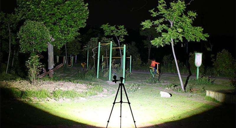 תמונה 3 ,פנס ראש LED עם סרט אחיזה למכירה בראשון לציון אופניים  אביזרים
