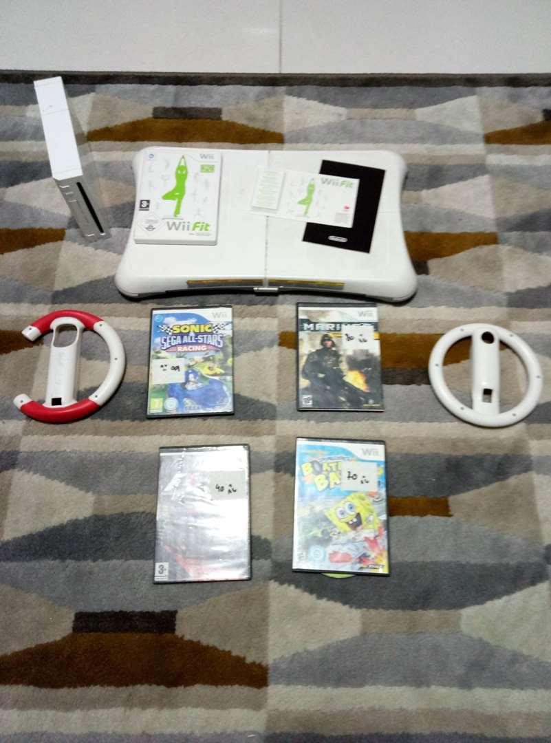 משחקים וקונסולות - Wii