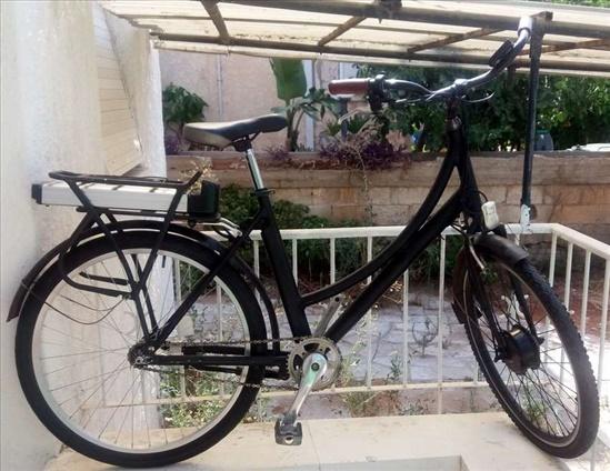 אופניי נשים חשמליים 26 קאסטם