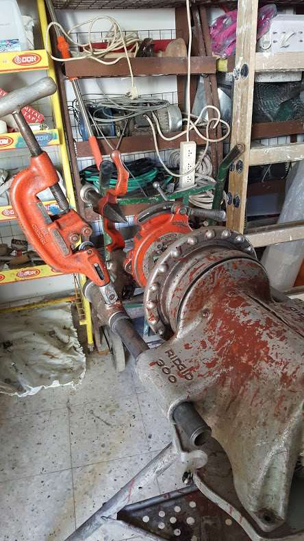 מתקדם מכונת הברגות רקס 2 וחצי למכירה בראשון לציון 111111 שח | כלי עבודה CM-25