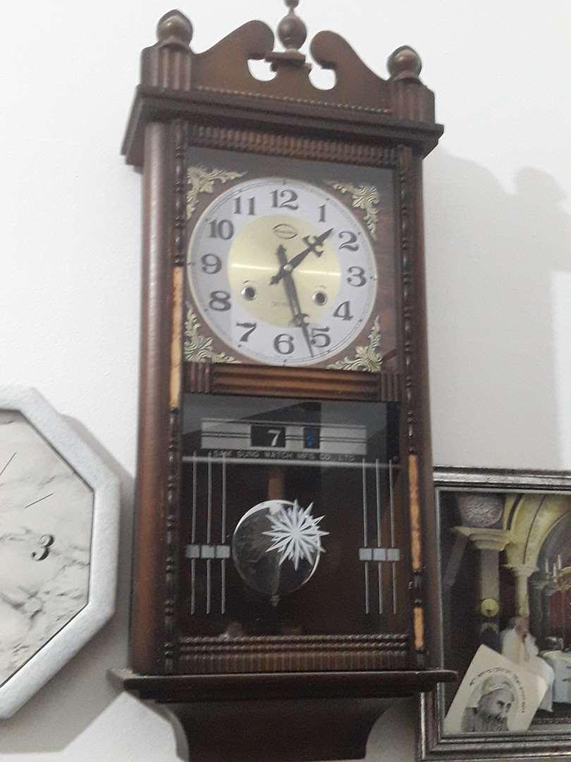 שעון מטוטלת מכאני