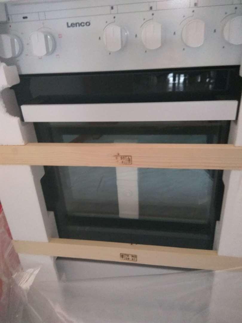 תנור משולב כיריים חדש!!