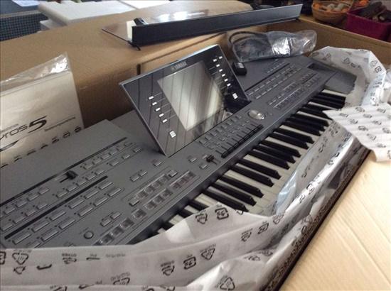 Yamaha Tyros 5 Keyboard synthe