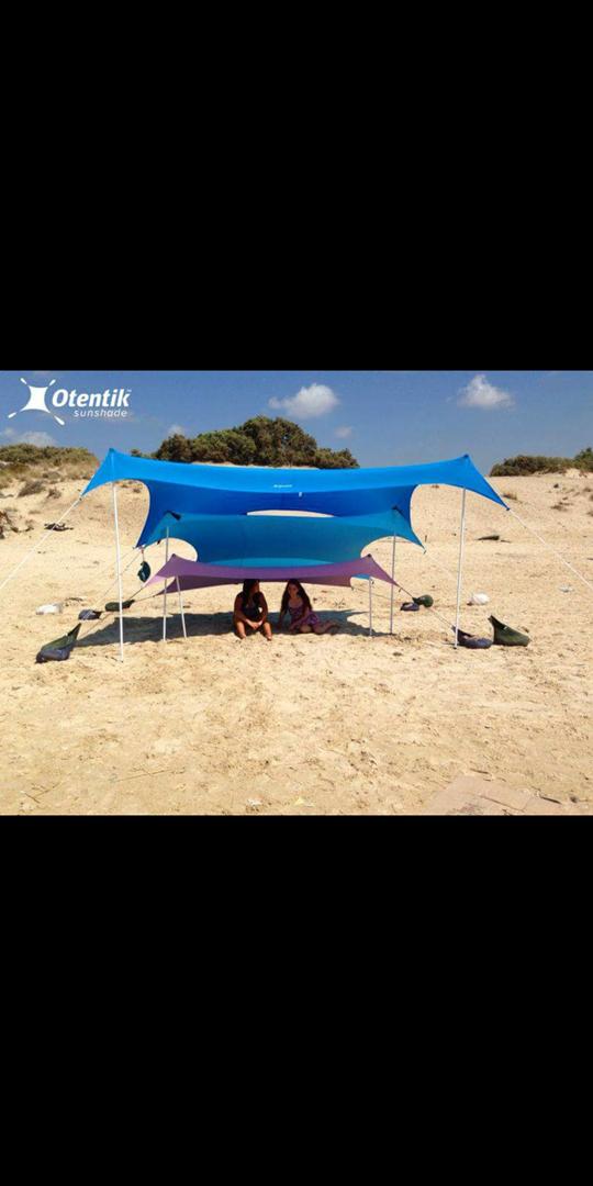 קמפינג ונופש - אוהלים