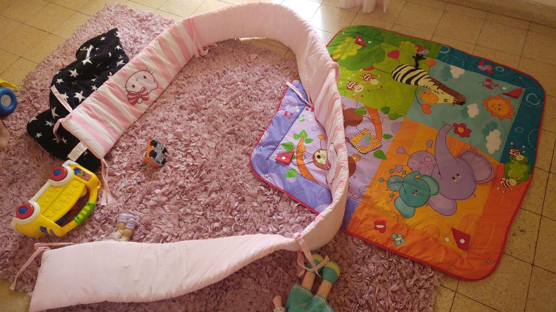 לתינוק ולילד - כלי מיטה
