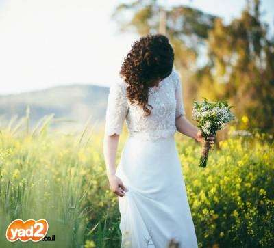לחתן ולכלה ביגוד לכלה 25
