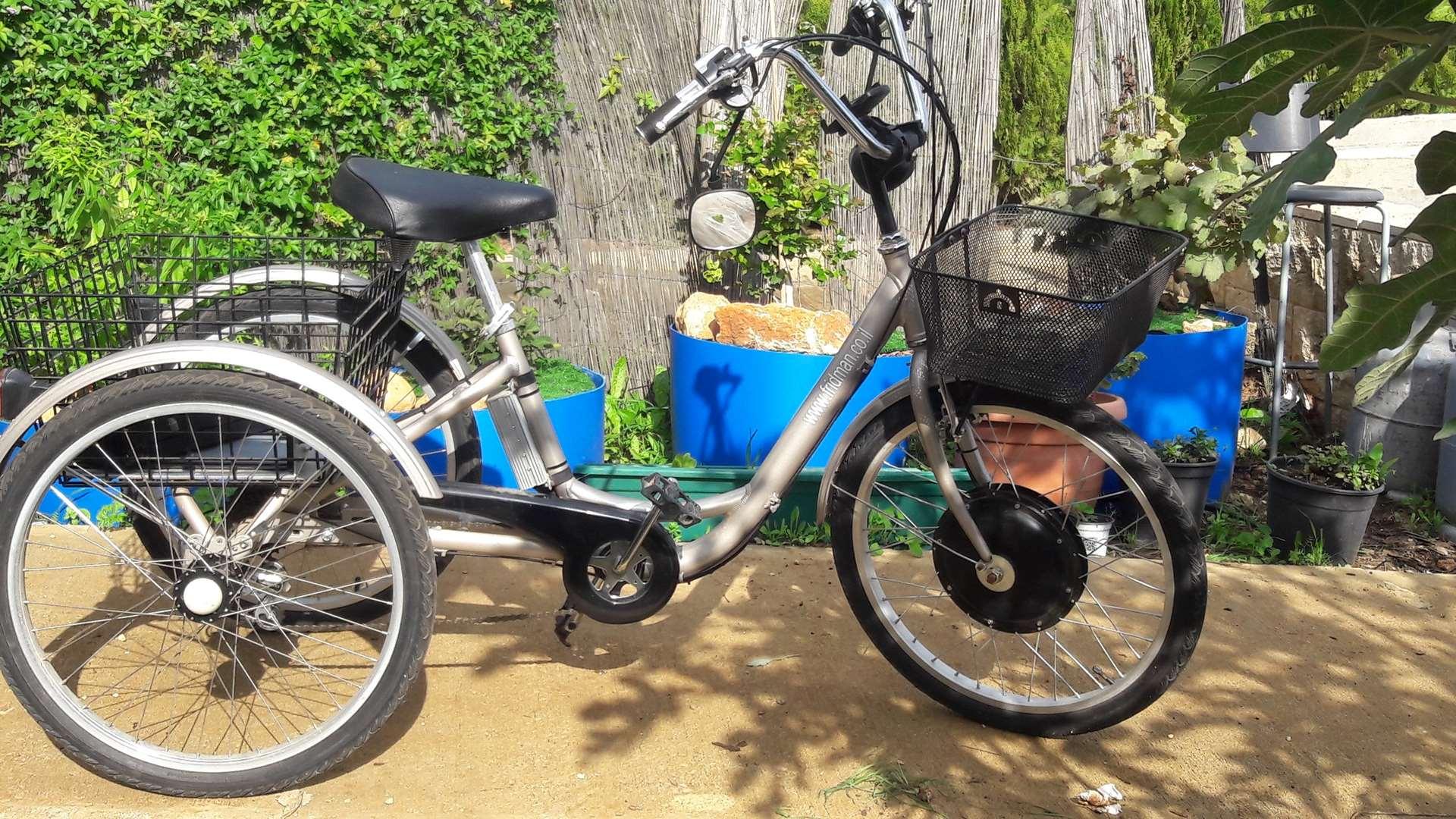 אופניים - תלת אופן