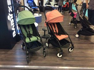 לתינוק ולילד עגלות ועגלות טיול 11