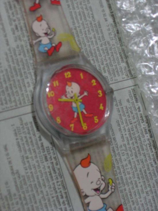 שעון במבה ישן במעטפה המקורית