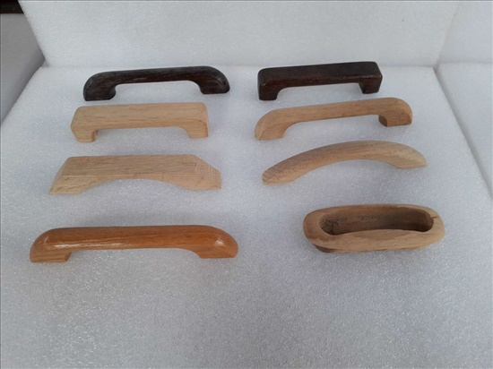 ידיות עץ לארונות