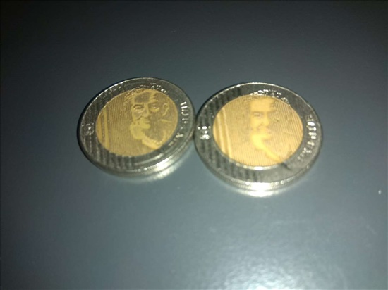 מטבע 10 שקל - דיוקן גולדה מאיר