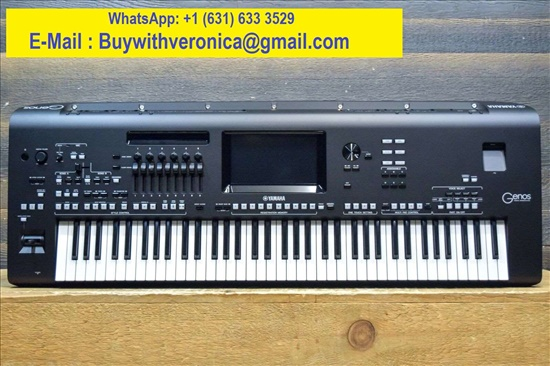 Yamaha Genos 76-Key Digital Ar