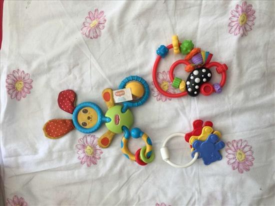 סט של צעצועים רעשנים (3)