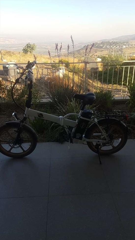 אופניים חשמליות Twist